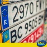 licenciamento de veículos placas e datas