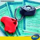 licenciamento de veículos placas valor Tremembé