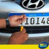 qual o valor do licenciamento de veículos placas Pacaembu