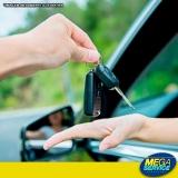 transferência de veículo com multa Campo Grande